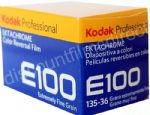 Kodak Professional Ektachrome E100 35mm 36exp Colour Slide  Camera Film
